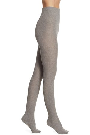 Natori Women's Regent Wool-Blend Sweater Tights - - Size Medium-Large