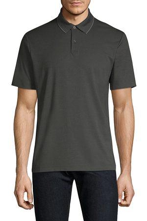 THEORY Men's Casual Cotton Polo - - Size XL