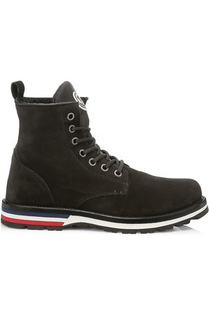 Moncler Men's New Vancouver Suede Hiking Boots - - Size 45 (12)