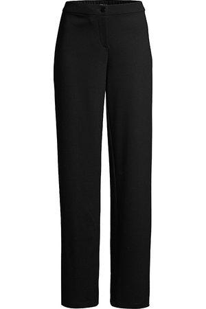 Eileen Fisher Women's Straight-Leg Full Pants - - Size Medium