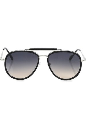 Tom Ford Men's Tripp 58MM Aviator Sunglasses