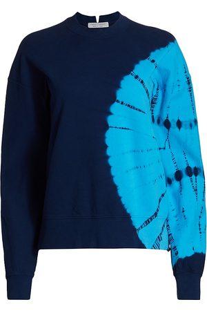 PROENZA SCHOULER WHITE LABEL Women's Tie-Dye Sweatshirt - - Size Medium