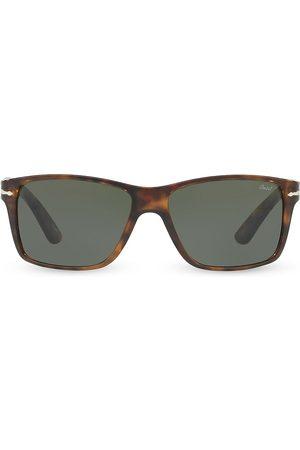 Persol Men's 58MM Rectangular Sunglasses