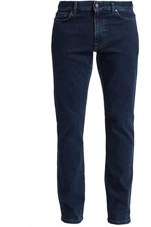 Ermenegildo Zegna Men Stretch - Men's Five-Pocket Cotton Stretch Jeans - - Size 36