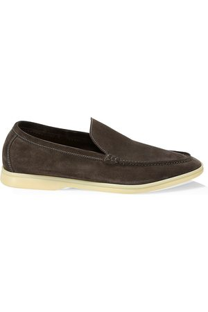 Loro Piana Men's Summer Walk Suede Loafers - - Size 43 (10)
