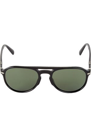 Persol Men's 52MM Aviator Sunglasses