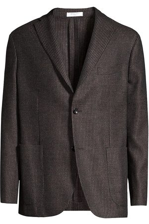 Boglioli Men's Regular-Fit Tonal Stripe Sportcoat - - Size 54 (44) R