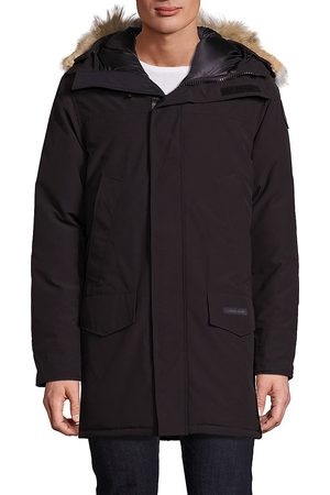 Canada Goose Men's Langford Long Sleeve Parka Label - - Size XS