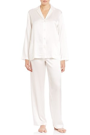 La Perla Women's Silk Pajamas - - Size Large