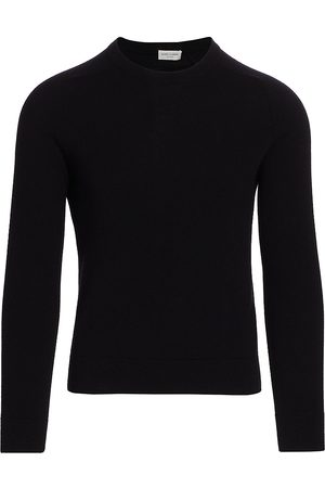 Saint Laurent Men's Crewneck Cashmere Sweater - - Size Small