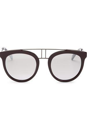 Balmain Men's 54MM Aviator Sunglasses