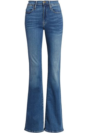Frame Women's Le High Flare Jeans - - Size 24 (0)