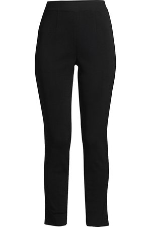 Misook Women's Slim High-Rise Pants - - Size XL