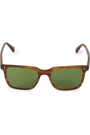 Oliver Peoples Men's RS20 Lachman 50MM Square Sunglasses