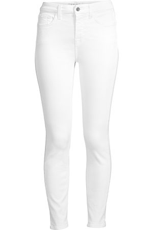 7 for all Mankind Women's Sculpting Ankle Skinny Jeans - - Size 31 (12)