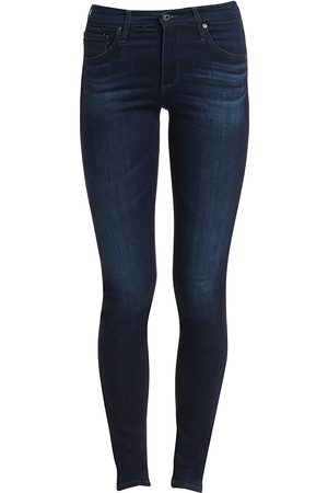 AG Jeans Women's Farah High-Rise Skinny Ankle Jeans - - Size 31 (10)
