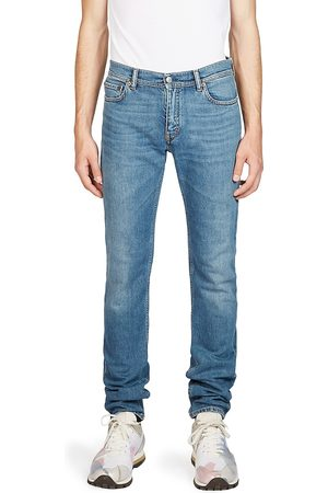 Acne Studios Men's North Mid-Rise Slim-Fit Jeans - - Size 30