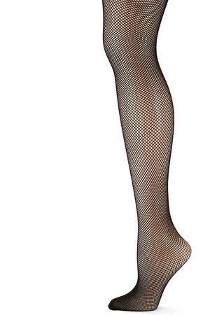 Natori Women's Fishnet Tights - - Size XL