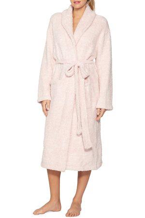Barefoot Dreams Women's The CozyChic Heathered Robe - - Size 2 (Medium)