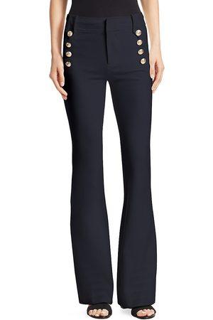 Derek Lam Women's Robertson Flare Pants - - Size 12