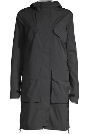 Canada Goose Women's Seaboard Waterproof Rain Jacket - - Size Large