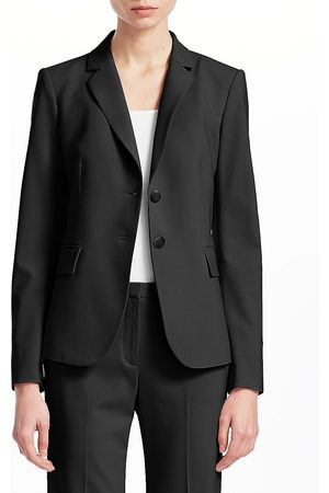 THEORY Women's Carissa Wool Blazer - - Size 12