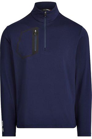 Ralph Lauren Men's Brushed Technical Jersey Shirt - - Size Small