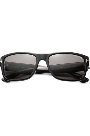 Tom Ford Men's Mason 58MM Rectangular Sunglasses