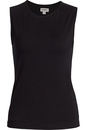 L'Agence Women's Shelly Tank Top - - Size XS