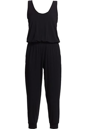 Commando Women's Butter Tank Lounge Jumpsuit - - Size XL
