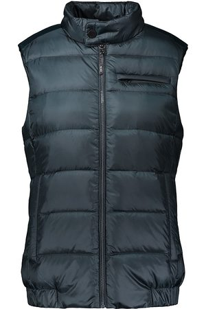 Tumi Women's Two-In-One pax Vest & Travel Pillow - - Size Medium