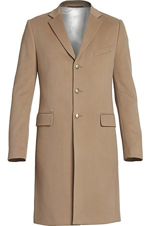 Givenchy Men's Long Wool & Cashmere Coat - - Size 48 (38)