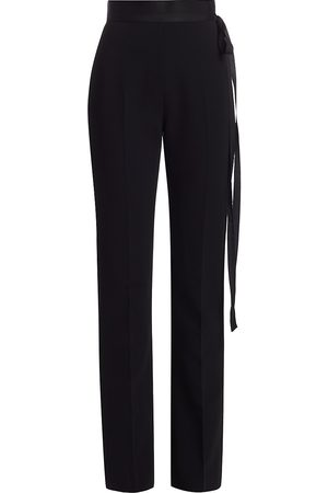UNTTLD Women's Straight-Leg Trousers - - Size 12
