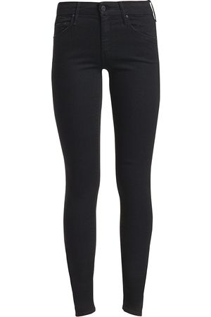 Mother Women's The Looker Mid-Rise Skinny Jeans - - Size 32 (12)