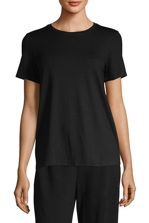 Eileen Fisher Women's System Roundneck T-Shirt - - Size XL