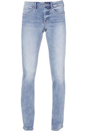NYDJ Women's Marilyn Mid-Rise Straight Leg Jeans - - Size 12