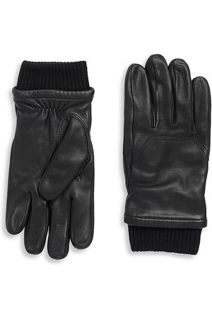 Canada Goose Men's Workman Leather Gloves - - Size Medium