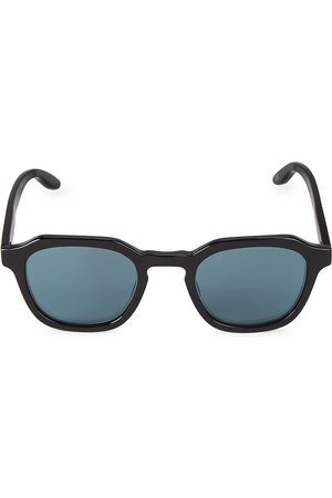 Barton Perreira Men's Tucker 49MM Round Sunglasses