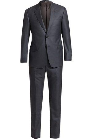 Armani Men's Wool Suit - - Size 60 (50) R