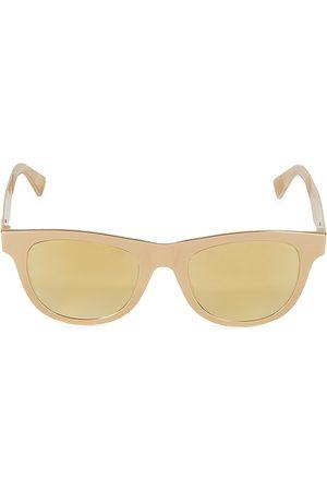 Bottega Veneta Men's 52MM Square Sunglasses