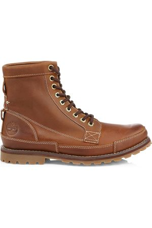 """Timberland Men's Earthkeepers Original 6"""" Leather Boots - - Size 7"""