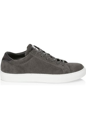To Boot Men's Knox Lace-Up Suede Sneakers - - Size 11.5 M
