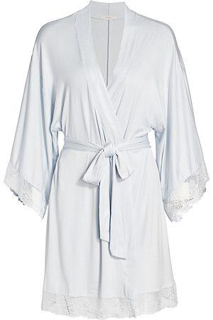 Eberjey Women's Colette Kimono Robe - - Size Medium