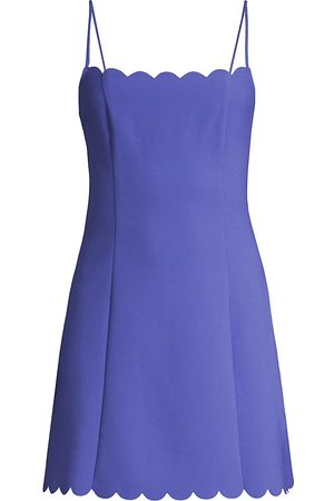 LIKELY Women's Carter Scalloped Dress - - Size 10