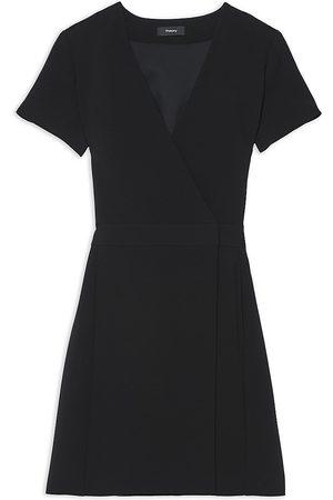 THEORY Women's Staple Jacket Dress - - Size 16