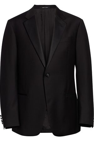 Emporio Armani Men's G-Line Classic Wool Notch Lapel Tuxedo - - Size 60 (50) L