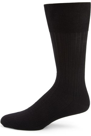 Falke Men's Luxury No. 13 Sea Island Cotton Socks - - Size 43-44 (9.5-10.5)