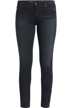 AG Jeans Women's Prima Mid-Rise Cigarette Jeans - - Size 31 (10)