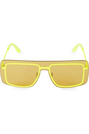 Kenzo Men's 147MM Shield Sunglasses
