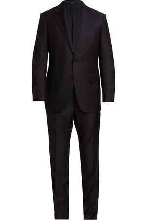 Ermenegildo Zegna Men's Trofeo Basic 2-Piece Suit - - Size 62 (52) L